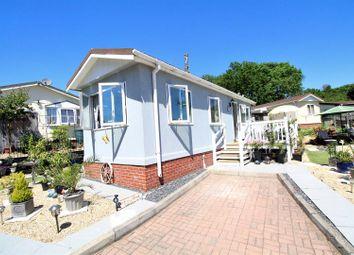 Thumbnail Mobile/park home for sale in Chalk Hill Lane, Great Blakenham, Ipswich