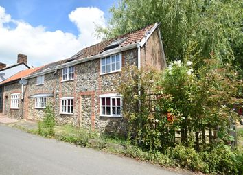 Thumbnail 3 bed cottage for sale in Rede, Bury St. Edmunds