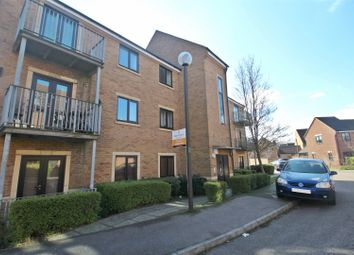 Thumbnail 2 bedroom flat to rent in Rushfields Close, Westcroft, Milton Keynes