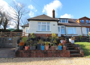 Thumbnail 3 bed semi-detached bungalow to rent in Park Road West, Newbridge, Newport