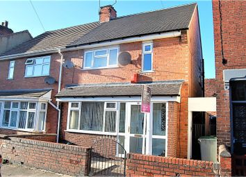 Thumbnail 3 bedroom semi-detached house for sale in Ladysmith Road, Hanley, Stoke-On-Trent