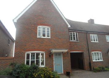 Thumbnail 4 bed detached house to rent in Gardeners Close, Maulden, Bedfordshire