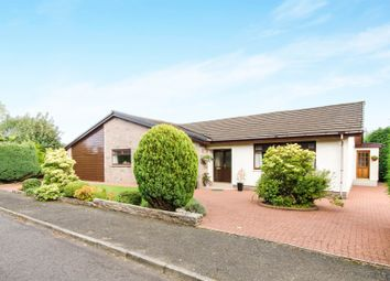 Thumbnail 4 bed detached bungalow for sale in Kirkview Crescent, Newton Mearns, Glasgow
