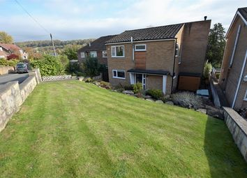 Thumbnail 4 bedroom detached house for sale in Lodge Drive, Belper, Derbyshire