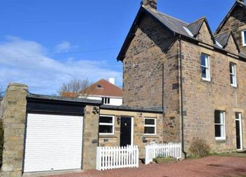 Thumbnail 2 bed cottage for sale in Northumberland Street, Alnmouth, Alnwick
