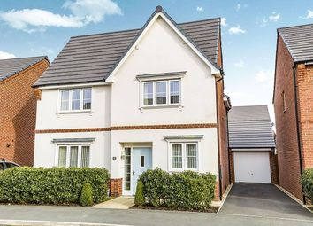 Thumbnail 4 bed detached house for sale in New Mill Street, Eccleston, Chorley