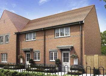 "Thumbnail 2 bedroom terraced house for sale in ""Tiverton"" at Henry Lock Way, Littlehampton"