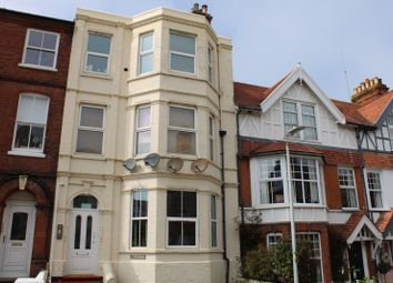 Thumbnail 1 bed flat for sale in Cromer, Nofolk