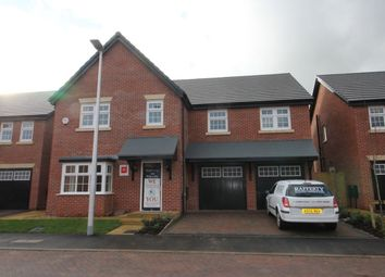 Thumbnail 6 bed detached house for sale in Peter Lane, Dalston Road, Carlisle
