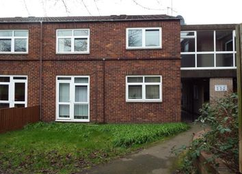 Thumbnail 1 bedroom flat for sale in Galsworthy Court, Braunstone, Leicester, Leicestershire