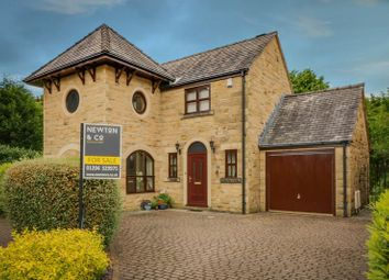 Thumbnail 3 bed detached house for sale in Hardcastle Close, Bradshaw, Bolton