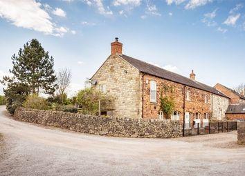 Thumbnail 4 bed barn conversion for sale in Lodge Court, Jacksons Lane, Heage, Belper, Derbyshire