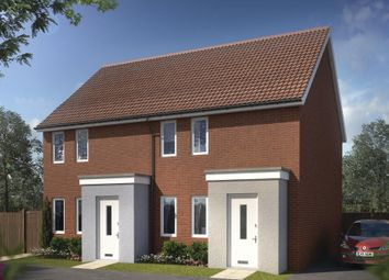 """Thumbnail 2 bed end terrace house for sale in """"Newton"""" at Oldbury Court Road, Fishponds, Bristol"""