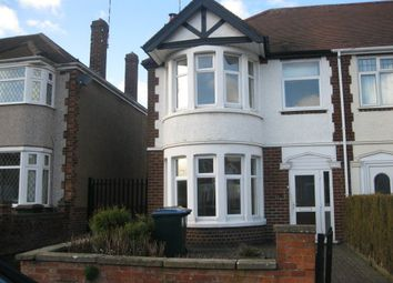 Thumbnail 3 bed terraced house to rent in Norman Place Road, Coundon, Coventry