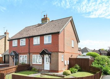 Thumbnail 2 bed semi-detached house for sale in Jaggard View, Amesbury, Salisbury