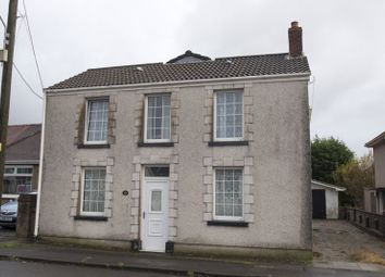 Thumbnail 4 bed detached house for sale in Frampton Road, Gorseinon, Swansea