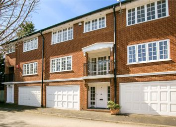Thumbnail 4 bedroom terraced house for sale in Radnor Close, Henley-On-Thames