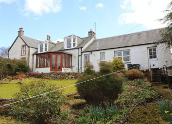 Thumbnail 3 bed cottage for sale in The Cottage, Kilbucho Road, Broughton, By Biggar
