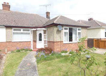Thumbnail 3 bedroom semi-detached bungalow for sale in Oakley Road, Dovercourt, Harwich