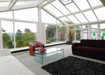Thumbnail 4 bedroom detached bungalow for sale in Strines Road, Marple, Stockport
