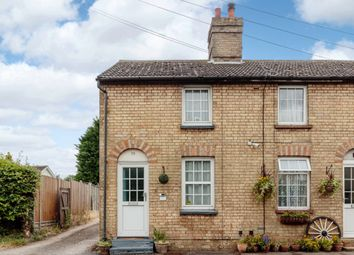 Thumbnail 2 bed terraced house for sale in Cambridge Road, Biggleswade, Bedfordshire