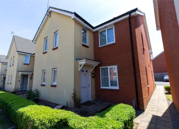 Thumbnail 2 bed end terrace house for sale in Eden Grove, Horfield, Bristol