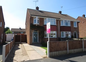 Thumbnail 3 bed semi-detached house for sale in Clifton Drive, Mickleover, Derby