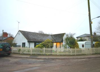 Thumbnail 3 bedroom detached bungalow for sale in Station Road, Lode