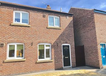 Thumbnail 1 bed town house for sale in Horsman Avenue, York