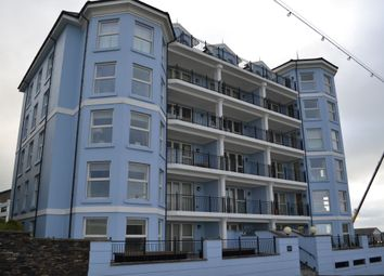 Thumbnail 3 bed flat for sale in Promenade, Port Erin, Isle Of Man