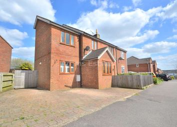 Thumbnail 5 bed end terrace house to rent in Hillview Road, Basingstoke