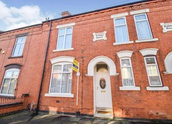Thumbnail 3 bed terraced house for sale in Mount Avenue, Spinney Hills, Leicester, Leicestershire