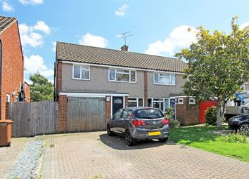 Thumbnail 3 bedroom semi-detached house for sale in Adelaide Drive, Sittingbourne, Kent