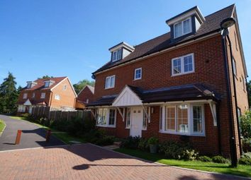 Thumbnail 5 bedroom detached house for sale in Harrison Avenue, Longfield, Kent