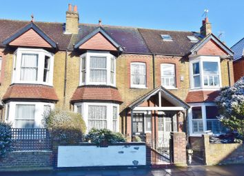 Thumbnail Terraced house for sale in Percy Road, Hampton