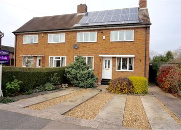 Thumbnail 3 bed semi-detached house for sale in Windsor Road, Retford