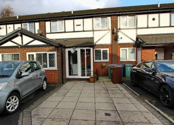 Thumbnail 3 bed mews house for sale in Kestrel Close, Whitefield, Manchester