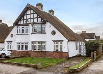 Thumbnail 3 bedroom semi-detached house for sale in The Fairway, Bromley