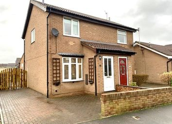 Thumbnail 2 bed semi-detached house for sale in Barley Rise, Strensall, York