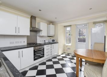 Thumbnail 4 bedroom terraced house to rent in Chapter Road, London