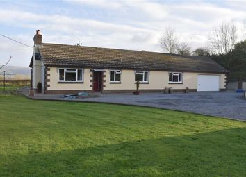 Thumbnail 2 bed detached bungalow for sale in Llanwenog, Llanybydder