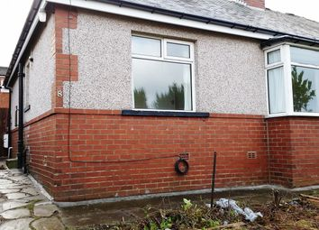 Thumbnail 2 bed bungalow to rent in Woodale Avenue, Bradford