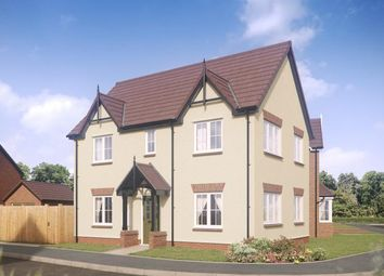 Thumbnail 3 bed detached house for sale in Oakridge Gardens, Oteley Road, Shrewsbury, Shropshire