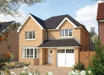 "Thumbnail 4 bed property for sale in ""The Durham"" at King Street Lane, Winnersh, Wokingham"