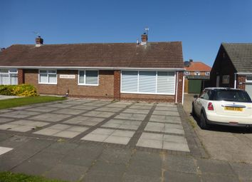 Thumbnail 2 bed bungalow to rent in Taybrooke Avenue, Hartlepool