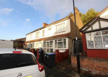 Thumbnail 3 bed semi-detached house for sale in Chichester Road, London