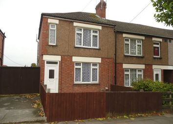 Thumbnail 2 bedroom end terrace house to rent in Heathcote Street, Radford, Coventry