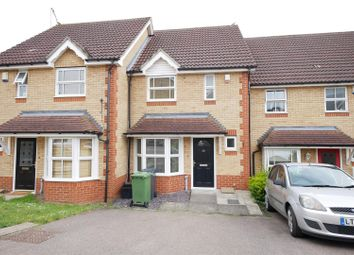 Thumbnail 2 bedroom terraced house to rent in Lucern Close, Hammond Street, Cheshunt, Waltham Cross