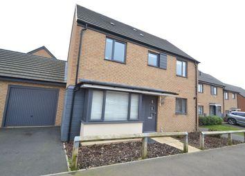 Kensington Close, Northampton NN2. 3 bed detached house for sale