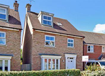 Thumbnail 4 bed detached house for sale in Saddlers Close, Billingshurst, West Sussex